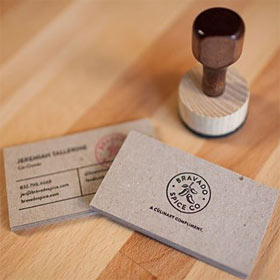 Business Card Designs Inspiration Ideas From 5 Great Pinterest Boards