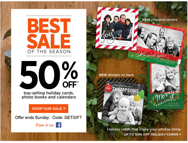 Shutterfly discount coupon