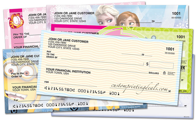 cheapest personal checks 3 of the best printing options