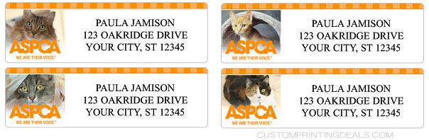 discount checks in mail aspca labels