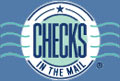 checks in the mail logo