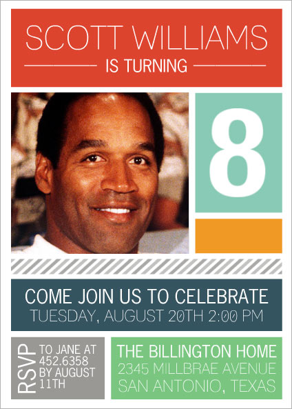 mixbook birthday invitations boy