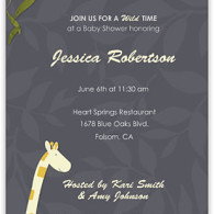 baby shower invites mixbook jungle