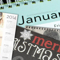 best custom printed calendars
