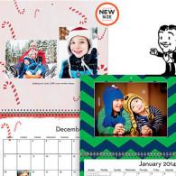 sample shutterfly calendar