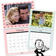 snapfish sample calendar