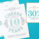 Tiny Prints: 30% Off Everything, Site-Wide Birthday Sale
