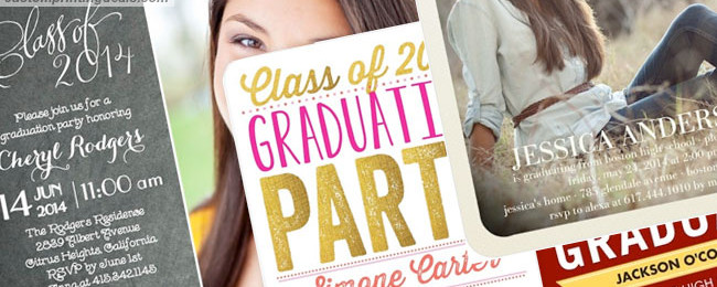 Tiny Prints Coupon: 20-30% Off Graduation Announcements & Invites