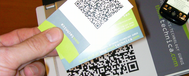 "Should You Use a QR Code on Your Business Cards? That's a Definite ""Maybe"""