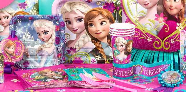 Frozen Party Supplies 15 Off Birthday Express Coupon