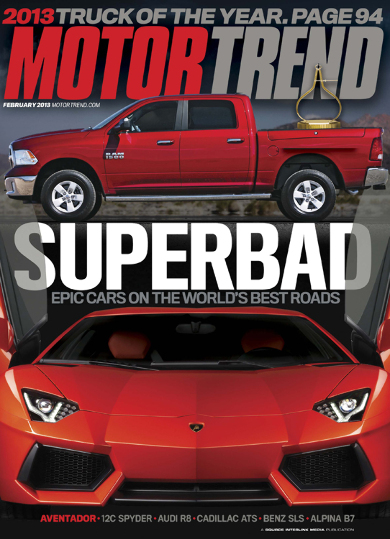 Motor Trend Magazine 86 Discount On 12 Month Subscription W Coupon: motor tread