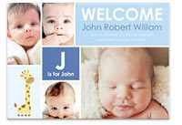 Birth Announcements: 40-50% Off