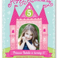 shutterfly_birthday invitation girl princess party