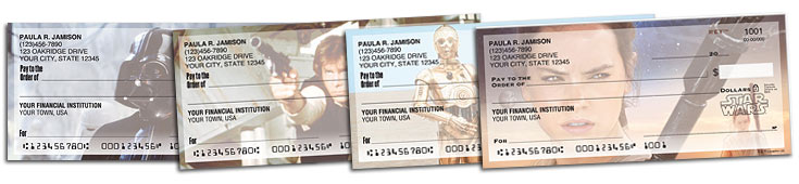 checks in the mail star wars