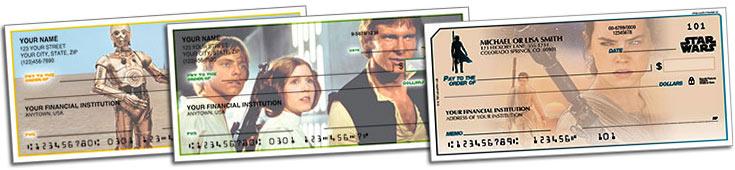 checks unlimited star wars