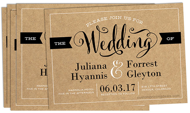 shutterfly free wedding invitations: 5 free sample invites, Wedding invitations