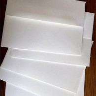 wedding invitations envelopes from shutterfly