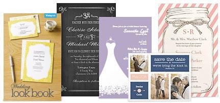 Vistaprint Free Wedding Samples: 3 Free Invitations, Save the Dates