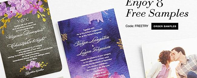 Wedding Paper Divas Free Samples: Free Wedding Sample Pack