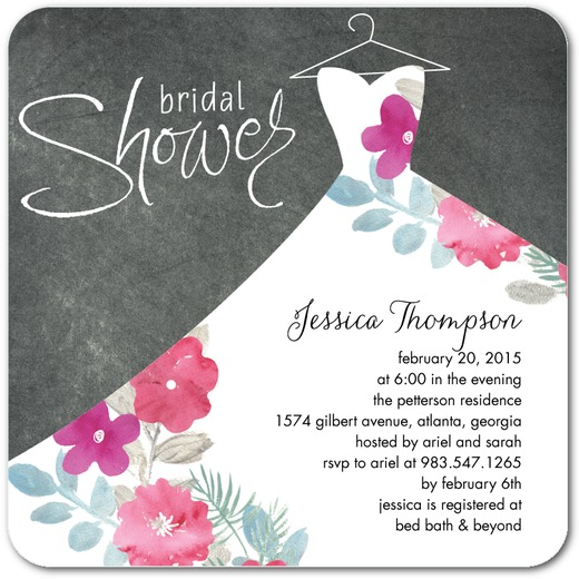 bridal shower invitations wedding paper divas 20 off coupon With wedding divas bridal shower invitations