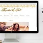 Free Wedding Website w/ Online RSVP: Wedding Paper Divas