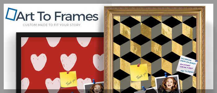 art to frames featured coupon