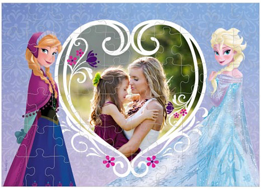 shutterfly disney princess puzzle