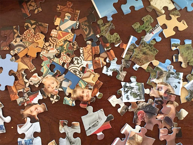 shutterfly photo puzzle review