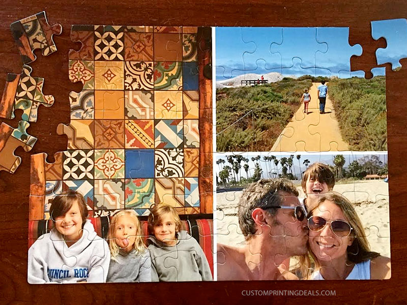 shutterfly puzzle review