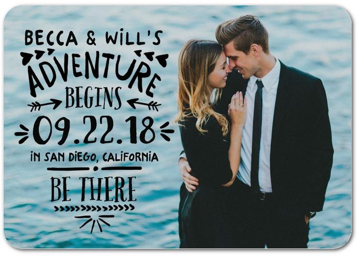 sample save dates wording