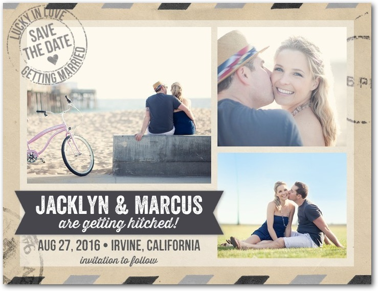 sample save dates invite wording destination