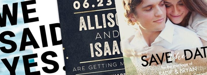 Save the Date Invitations: 12 Wording Samples + 5 Etiquette Tips