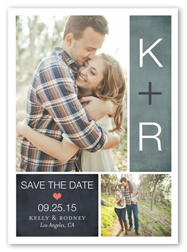 shutterfly save date 2 photos