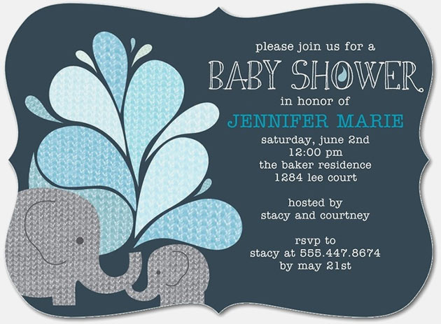 tiny prints baby shower coupon