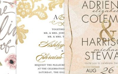 wedding invitation wording mistakes