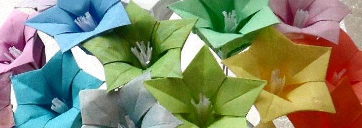 anniversary flowers paper