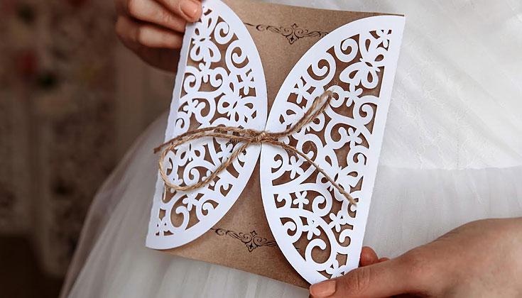 choose wedding paper