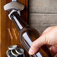groomsmen bottle opener magnetic
